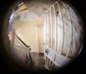 digital peephole camera